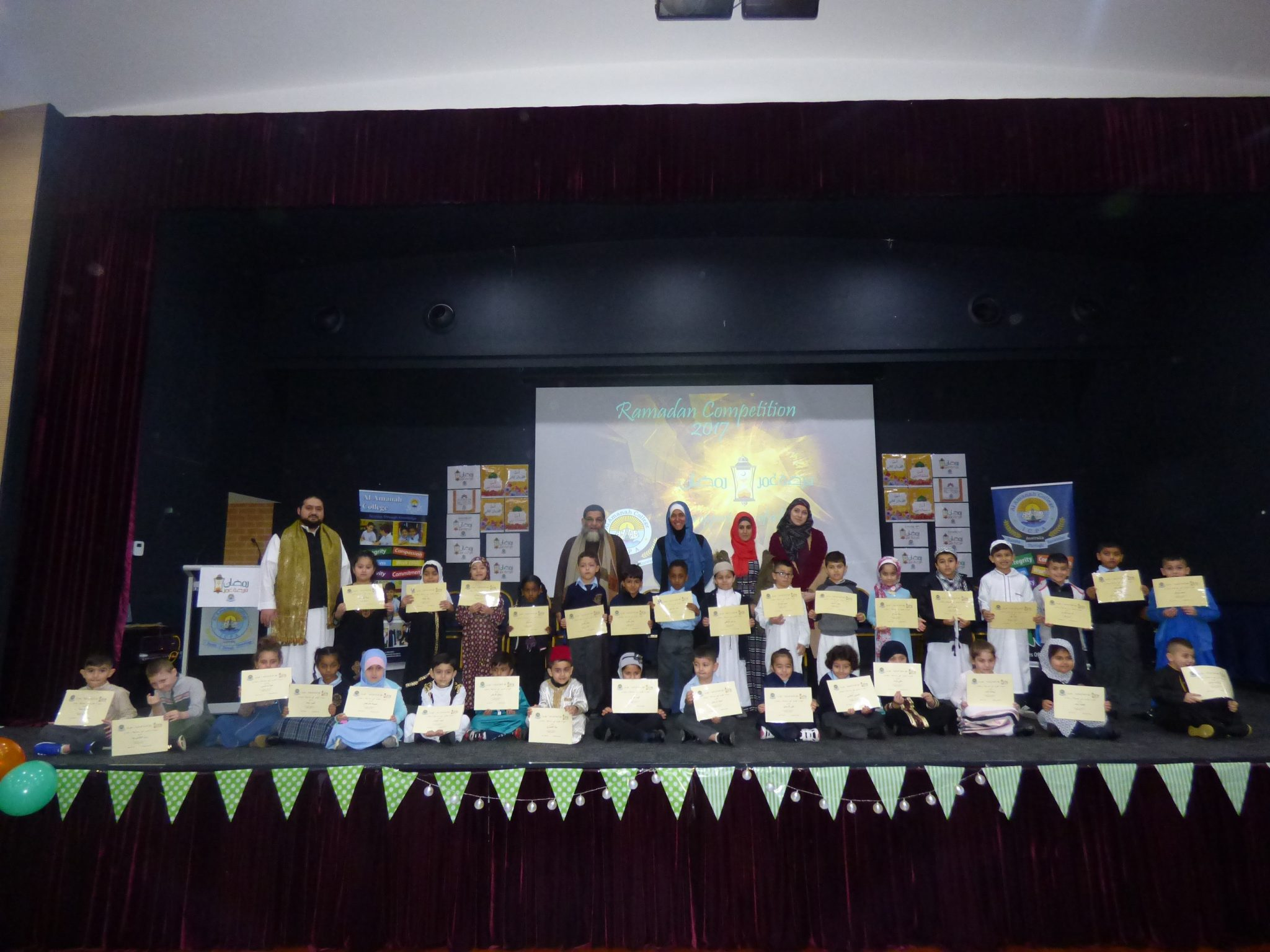 Annual Ramadan Competition Award Presentation Assembly 2017