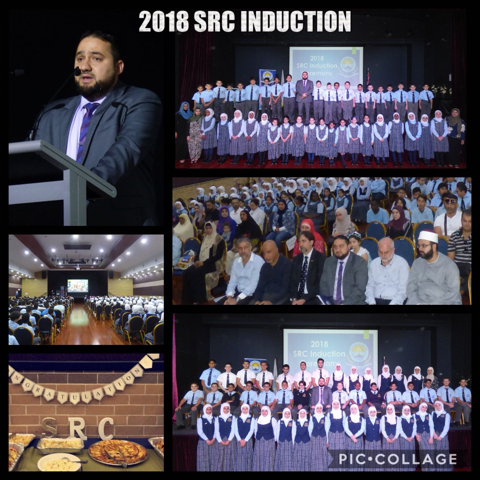 Al Amanah College – Liverpool Campus 2018 SRC Induction Ceremony