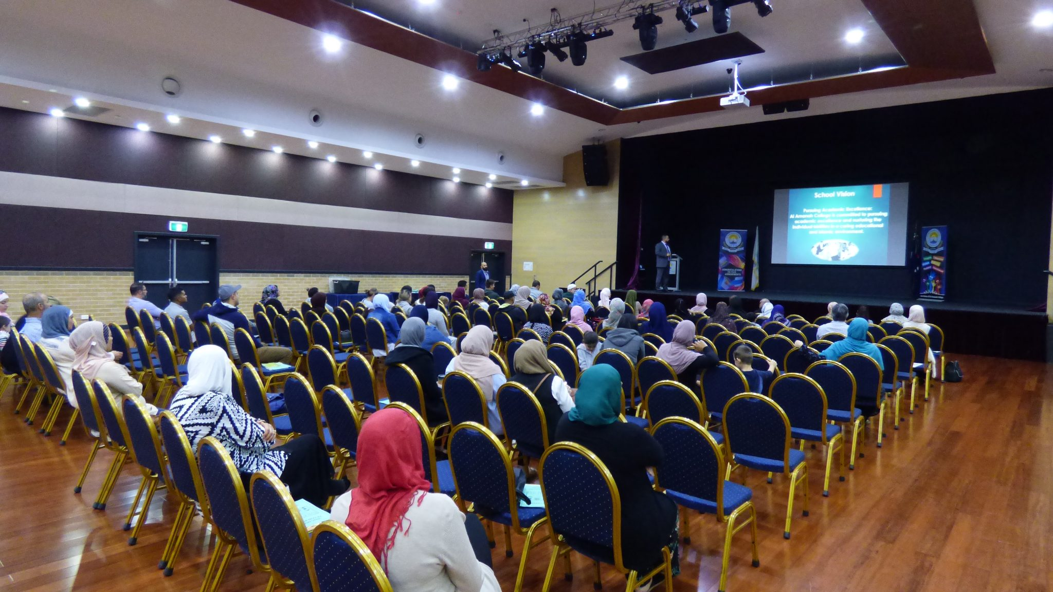 Al Amanah College Liverpool Campus Principal – Parent Session
