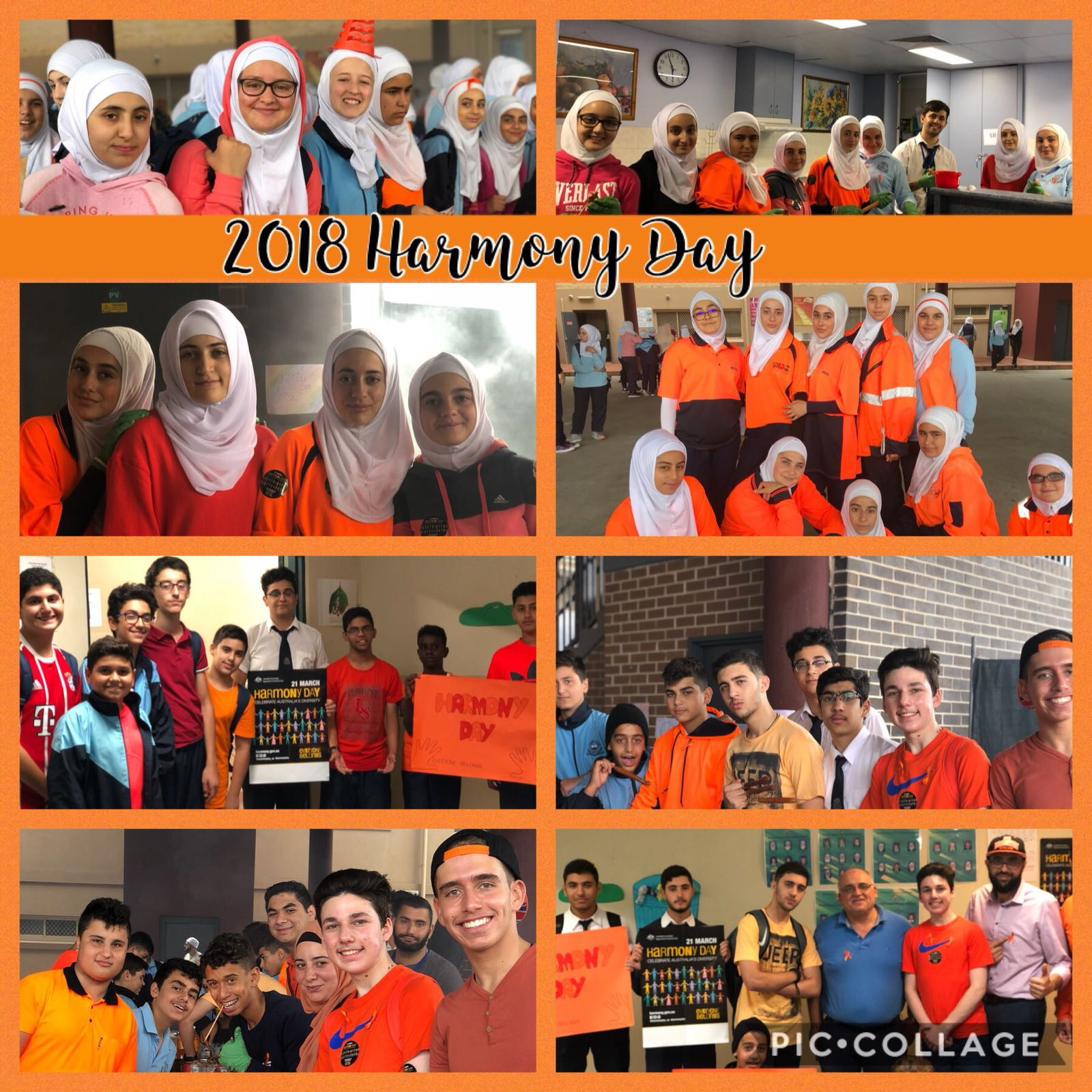 Harmony Day – Al Amanah College Liverpool Campus