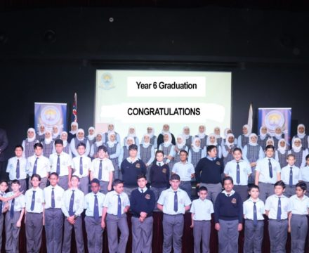 Year Six Graduation 2018