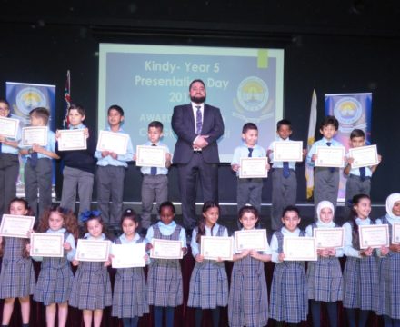 Kindy- Year 5 End of Year Award Ceremony – 2018