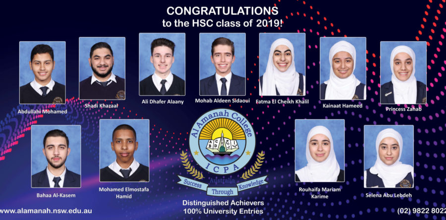 2019 HSC Results