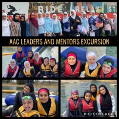 Arabic and Religion High achievers excursion