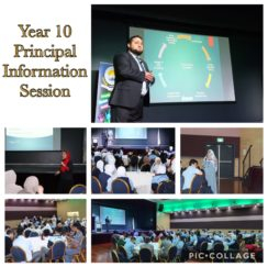 Year 10 Principal Information Session