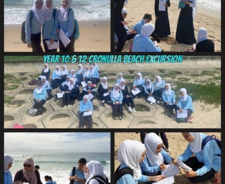 Year 10 and 12 Geography Fieldwork Excursion – Cronulla Beach