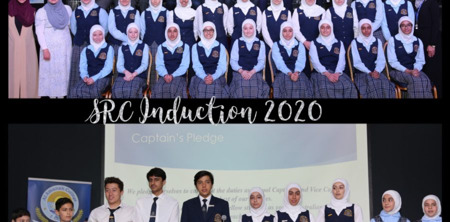 SRC Induction Ceremony – 2020