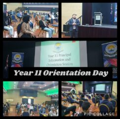 Year 7 and 11 Orientation Day 2021