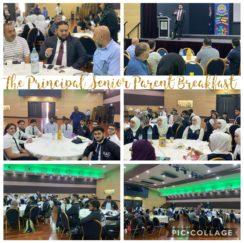 The Principal Senior Student Parent Breakfast