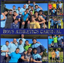 Secondary School Boys Athletics Carnival 2020