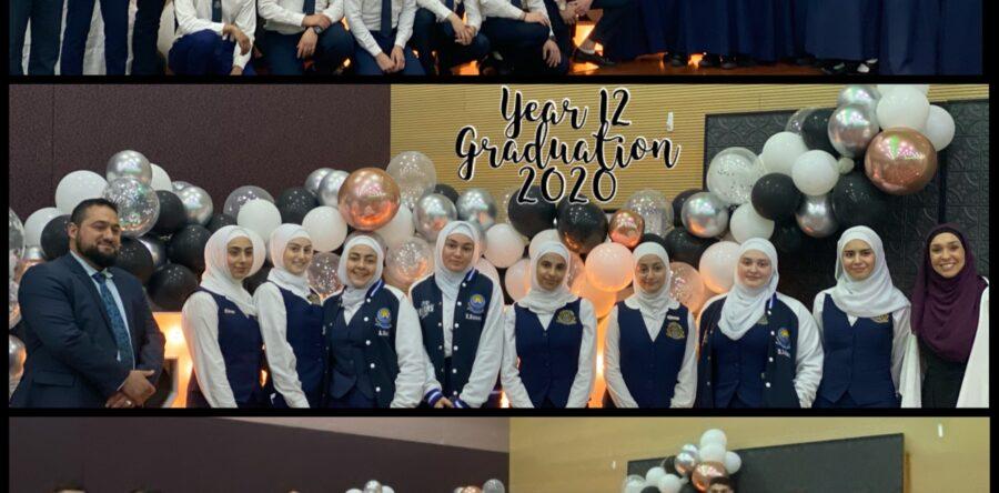 Year 12 Graduation Ceremony