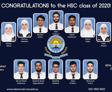 2020 HSC Results