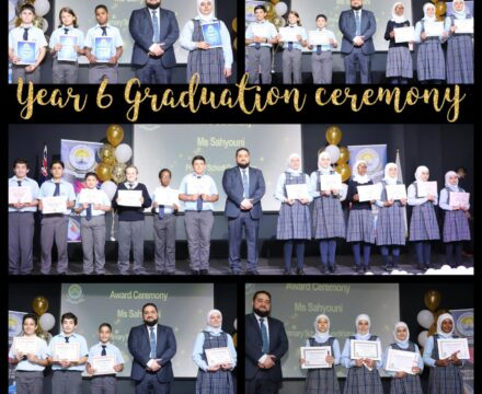 Year Six Graduation 2020