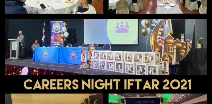 Careers Night Iftar 2021