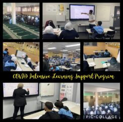 COVID Intensive Learning Support Program 2021