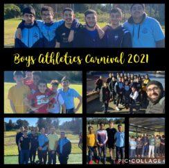 2021 Boys Athletics Carnival